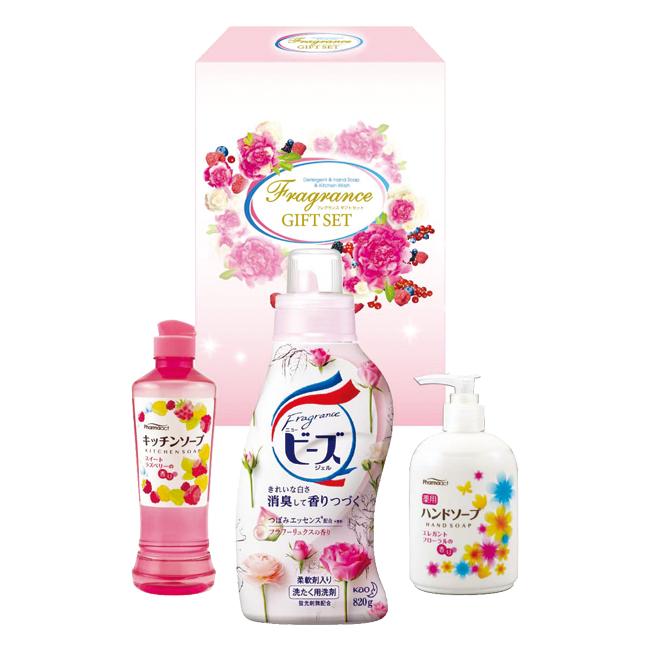 液体洗剤フレグランスギフトセット No.20
