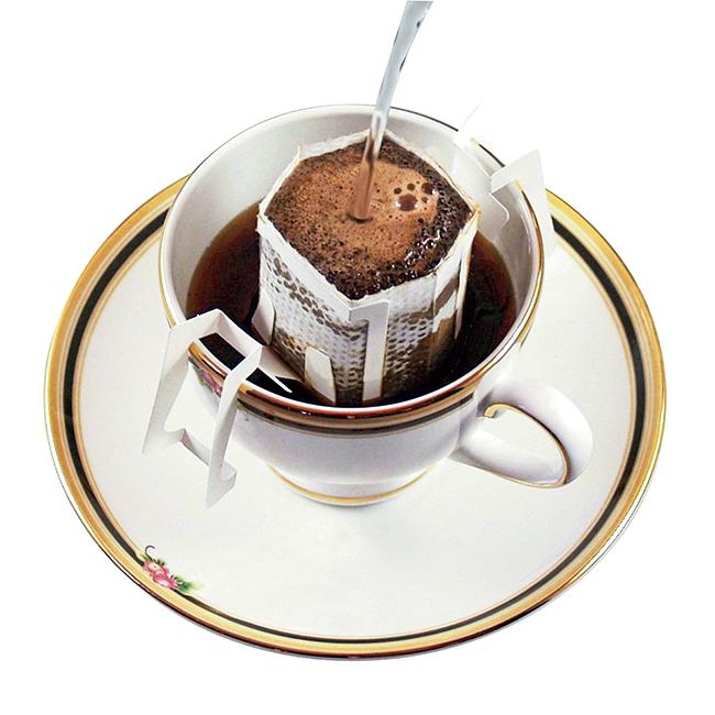 珈琲屋さんが作った 酵素焙煎ドリップコーヒーセット No.20